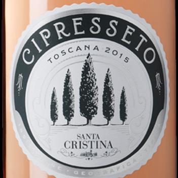 Santa Cristina - Cipresseto Rosato