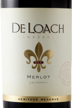 DeLoach Vineyards - Merlot