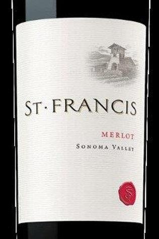 St. Francis, Kenwood, Sanoma - Merlot