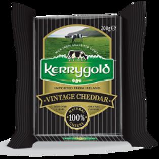 Kerry Gold, Vintage Cheddar - 7oz