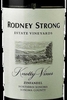 Rodney Strong, Knotty Vines - Zinfandel