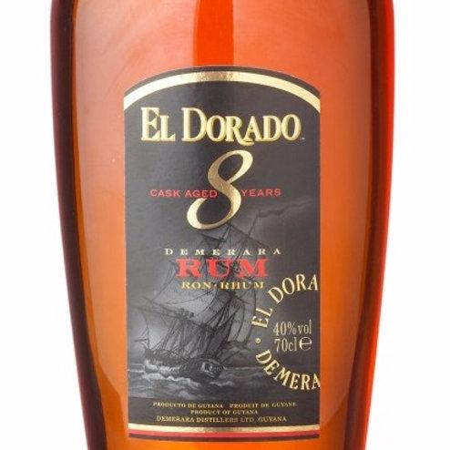 El Dorado, 8 y.o. - 750ml