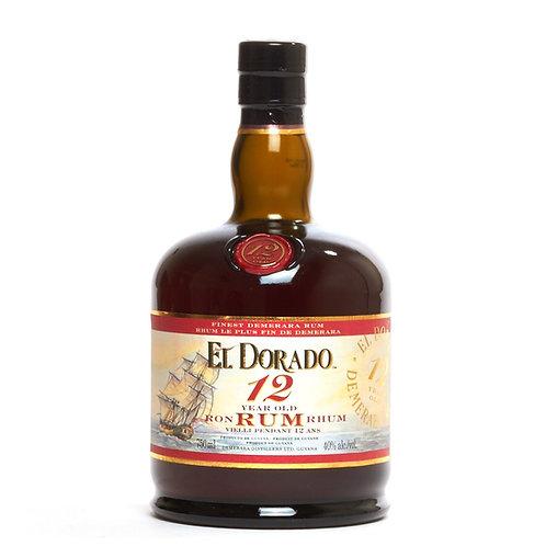 El Dorado - 12yr Rum