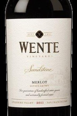 Wente, 'Sandstone' Livermore Valley - Merlot