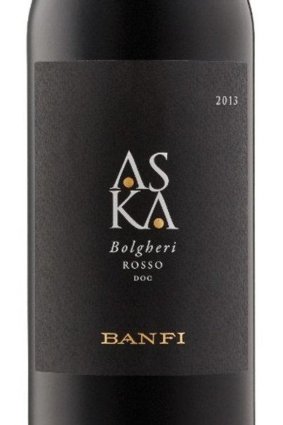 Banfi - Aska Bolgheri Rosso