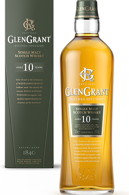 Glengrant 10yr - Single Malt Whiskey