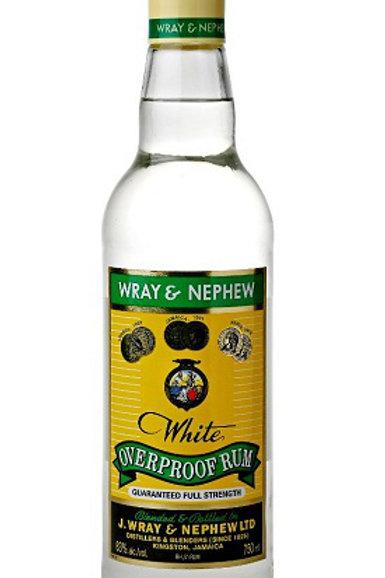 Wray & Nephew White Overproof - 1L