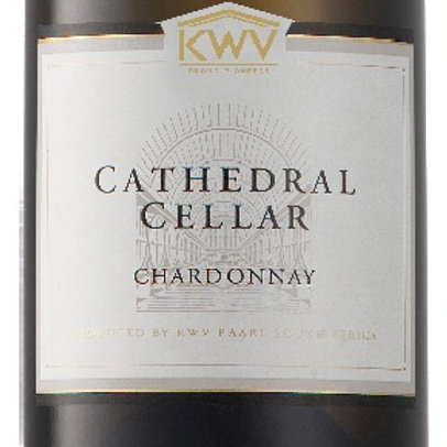Cathedral Cellar - Chardonnay