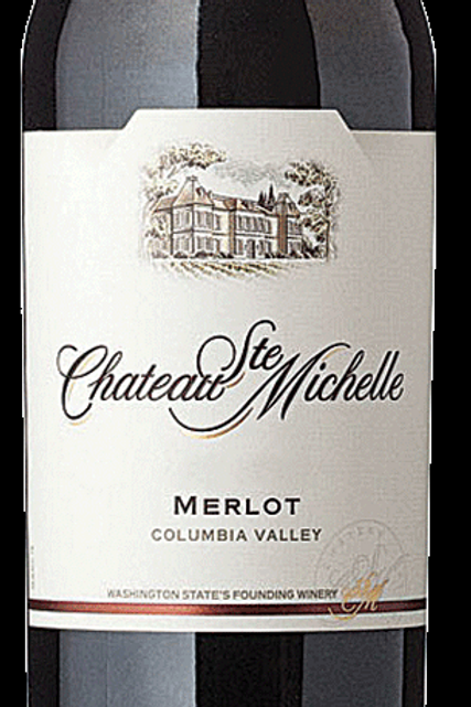 Chateau St. Michelle,Columbia Valley, Merlot