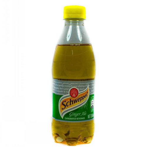 Schweppes, Ginger Ale - 250ml (case)