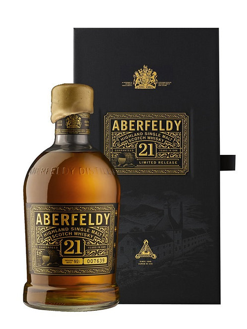 Aberfeldy 21yr Scotch Whiskey