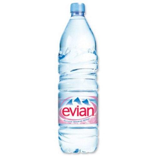 Evian - 1L (case)