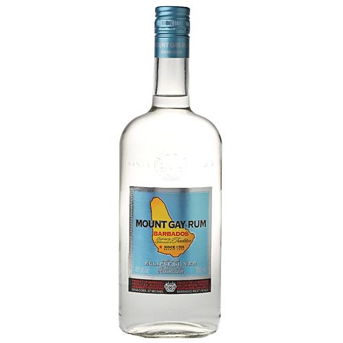 Mount Gay, Eclipse Silver - 1L