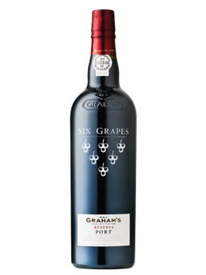 Grahams, Six Grapes Reserve - 750ml