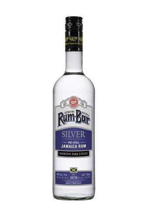 Rum-Bar Silver - Jamaican Rum 750ml
