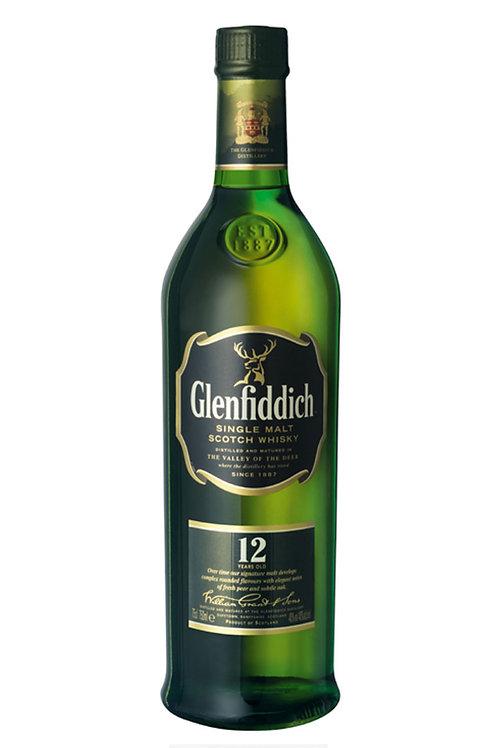 Glenfiddich, Special Reserve 12 yr 1L