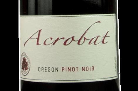 """King Estate, """"Acrobat"""" - Pinot Noir"""