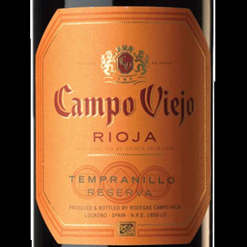 Campo Viejo, Rioja - Tempranillo Reserva