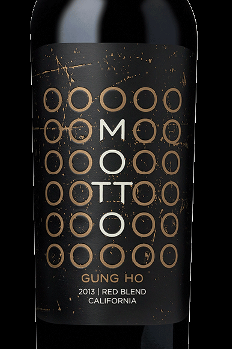 Motto - Gung Ho Red Blend