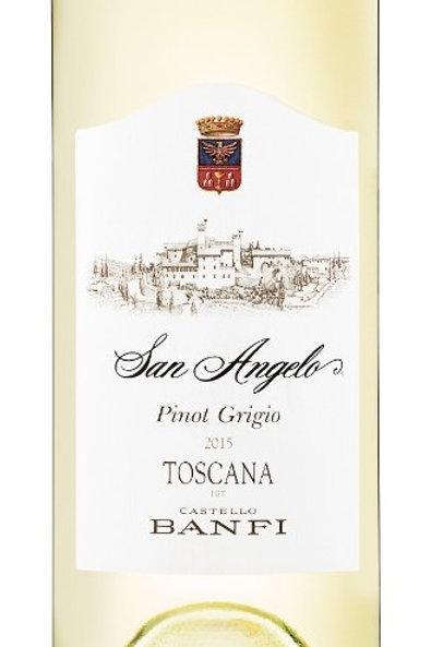 Banfi Vinyards, San Angelo - Pinot Grigio