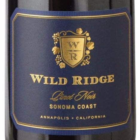 Wild Ridge, Sonoma Coast - Pinot Noir
