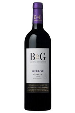 B & G, Bordeaux - Merlot