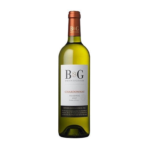 B & G, Bordeaux - Chardonnay