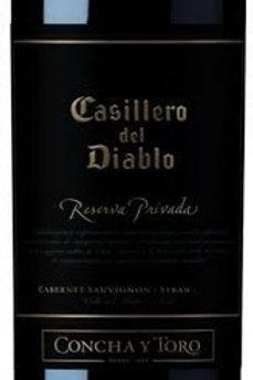 Casillero del Diablo - Reserva Privada, Cabernet - Syrah
