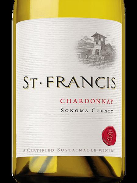 St. Francis, Sonoma, Chardonnay