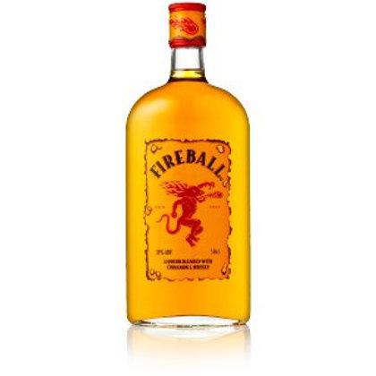 Fireball Cinnamon Whiskey - 1L