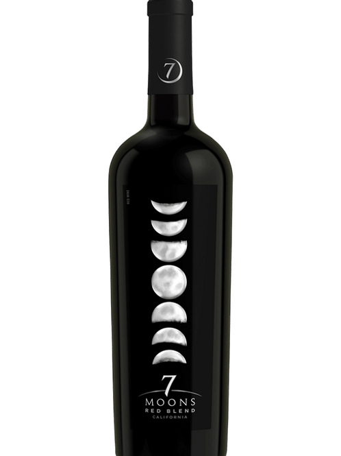 7 Moons, Napa - Red Blend