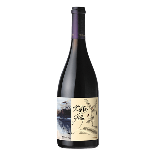 Montes, Folly - 100% Syrah