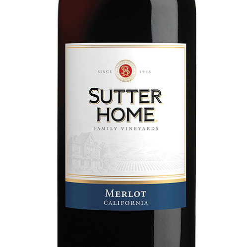 Sutter Home - Merlot