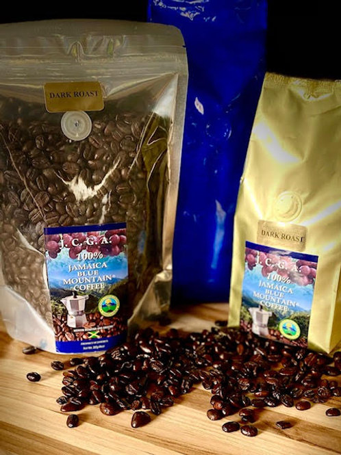 Jamaican Blue Mt. Coffee - 8oz