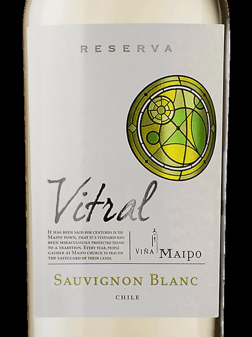 Vina Maipo - Vitral Sauvignon Blanc Reserva