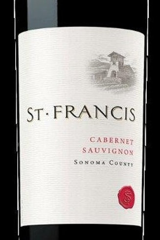 St. Francis, Kenwood, Sonoma - Cabernet Sauv