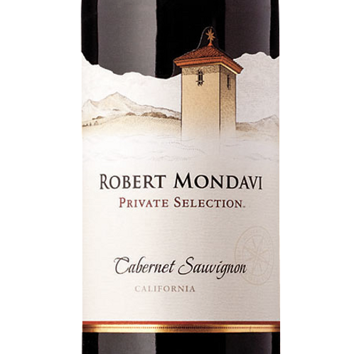 Robert Mondavi, Private Selection - Cabernet Sauvignon