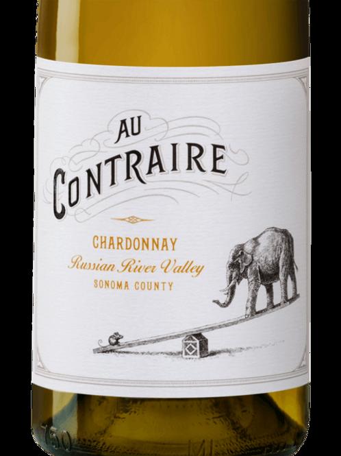 Au Contraire, Russian River - Chardonnay
