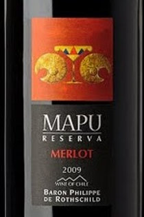 Mapu, Reserva - Merlot