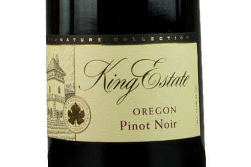 King Estate, Signature Series - Pinot Noir