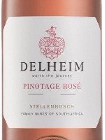 Delheim, Stellenbosch - Pinotage Rosé