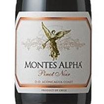 Montes - Alpha Pinot Noir
