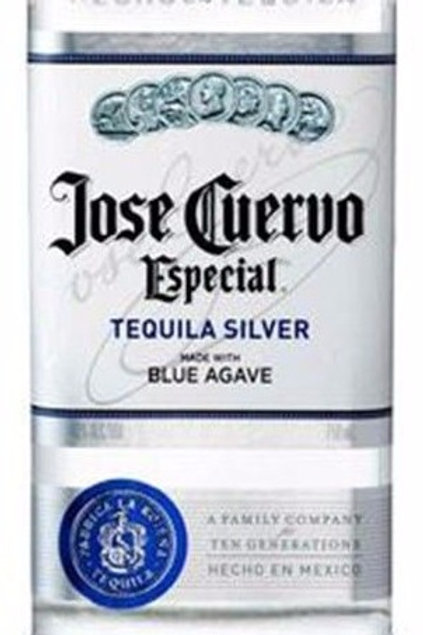 Jose Cuervo, Silver - 750ml