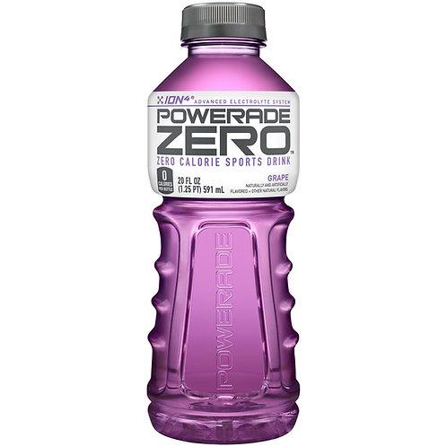 Powerade Zero - Sports Drink (case/24)