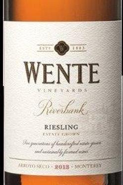 Wente, 'Riverbank' - White Riesling