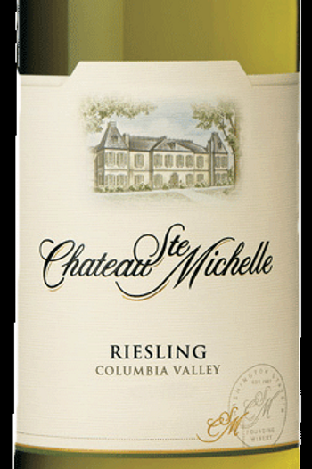 Chateau St. Michelle Columbia Valley, Riesling