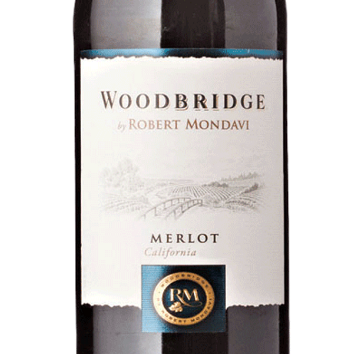 Woodbridge, Robert Mondavi - Merlot