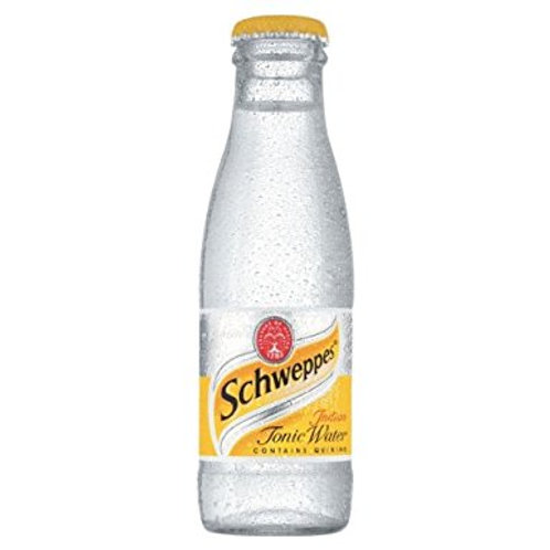 Schweppes, Tonic Water - 250ml (case)