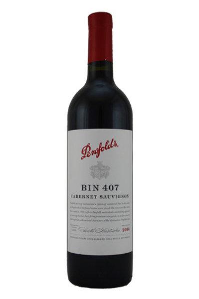 Penfolds, Bin 407 - Cabernet Sauvignon