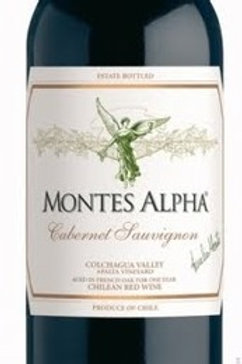 Montes - Alpha Cabernet Sauvignon